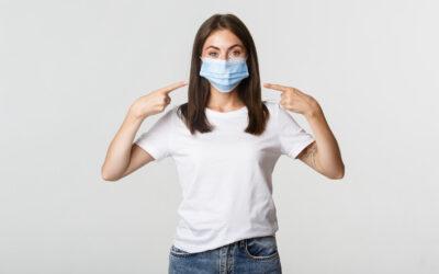 Dermatite peri-oral e as máscaras da pandemia